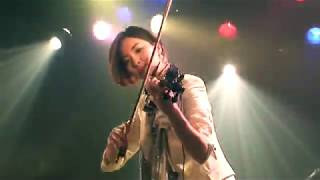 "BOØWY『RUNAWAY TRAIN』Violin Cover 2017/1/27 ""KEKO GIGSⅢ"" @六本木mo..."