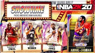 NEW GOAT KAREEM & SHOWTIME PACKS COMING SOON IN NBA 2K20 MyTEAM!! - The Market Will Never Recover..