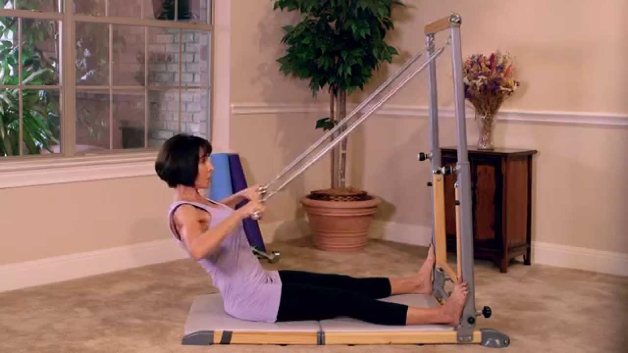 Supreme Pilates Pro Yoga Barre At Home Linda