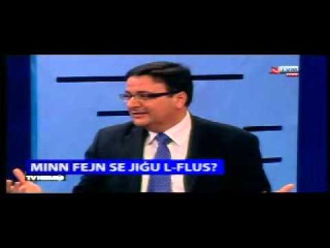 Prof Edward Scicluna on TV HEMM -- TVM -- 28.01.2013