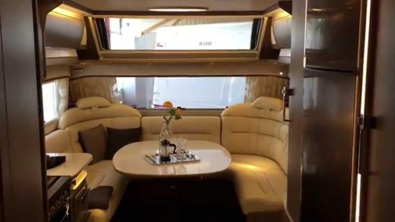 Caravan royal 780 dgle ks 2016 caravan salon 2015 youtube for Salon caravaning