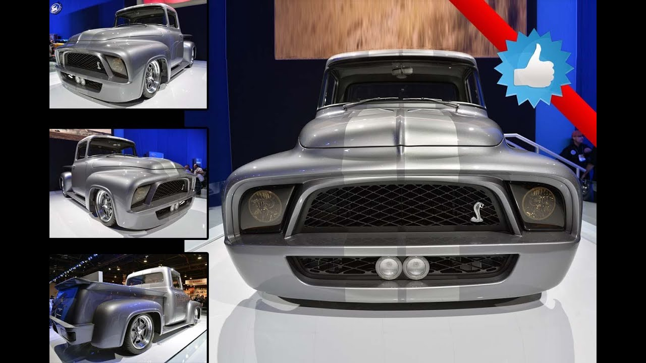 1965 Ford F 100 Quot Snakebit Quot Sema 2013 Youtube