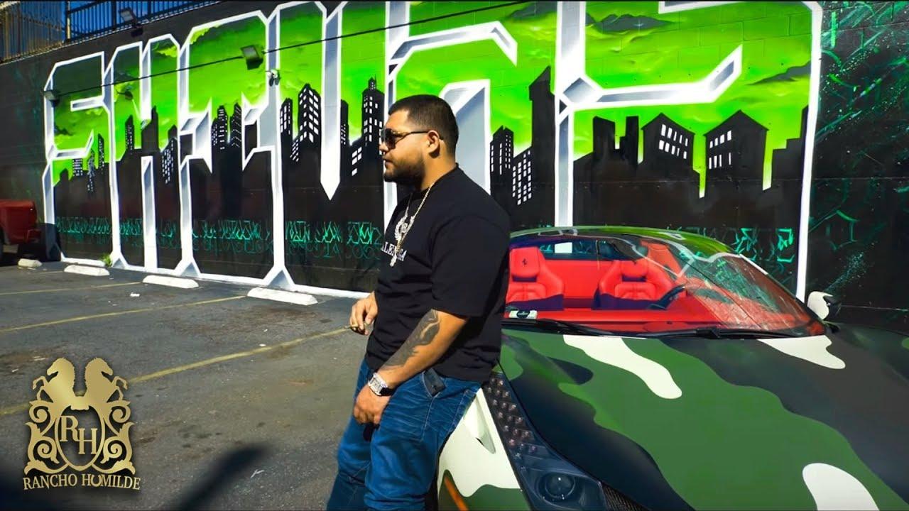 Legado 7 - En Los Angeles Me Miran [Official Video]