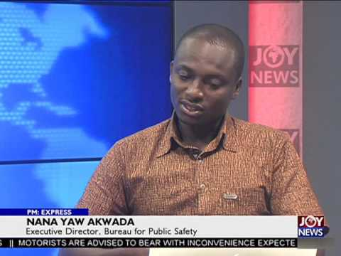 World day for safety at work - PM Express on JoyNews (28-4-17)