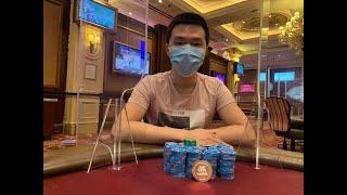 2020 WSOP Main Event Final Tablist Ye Yuan
