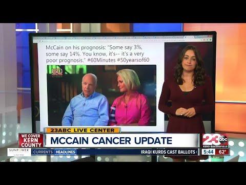 John McCain Brain Cancer Update
