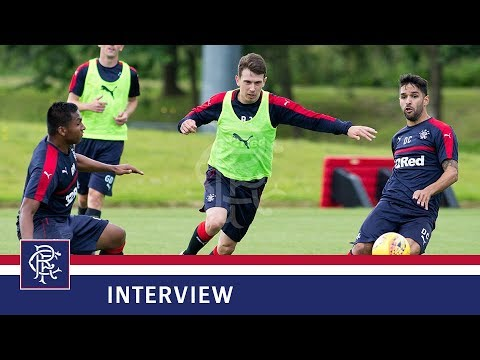 INTERVIEW | Ryan Jack | Rangers v Hibs