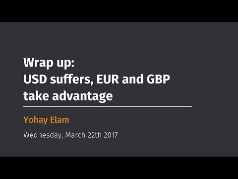 Wrap up: USD suffers, EUR and GBP take advantage