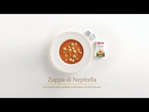 Ricetta - Zuppa di nepitella ('Nchiuma) - BAUER