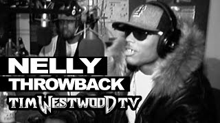 Nelly freestyle rare never seen before! Throwback 2004 - Westwood