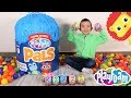 Playfoam Pals Giant Surprise Egg Opening Fun With Ckn Toys