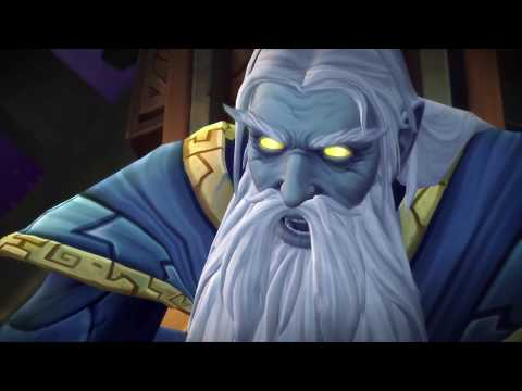 Antorus, the Burning Throne NEW CINEMATIC! Rise of Argus, the Unmaker