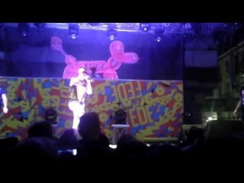 Fedez live Varallo - Alfonso Signorini (Eroe Nazionale) - Cigno Nero