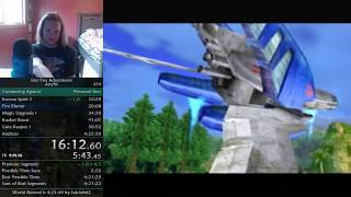 (World Record) Star Fox Adventures Any% Speedrun - 4:22:37