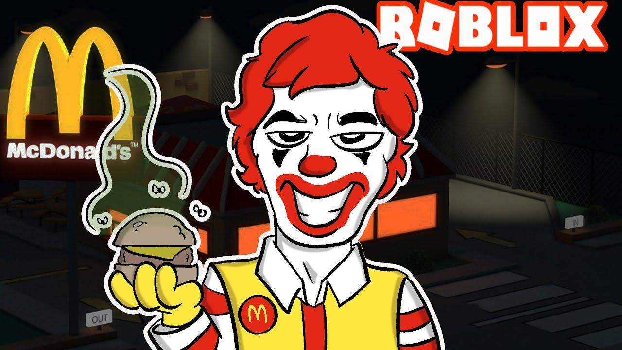 Roblox CRazy McDonald - Chapter 3