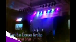 Water Drum - Vũ Đoàn ANH EM - Mr Phương - 0983 644894