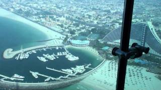veiw from skyveiw bar (dubai)