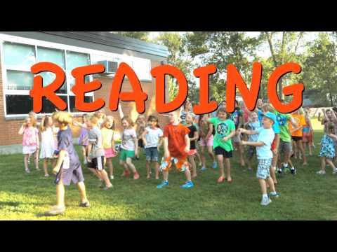 Reading Rocks ; Wethersfield CT., Summer Reading Program 2013