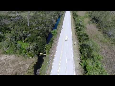 MS Breakaway to Key Largo 2014 bike ride (no sound)
