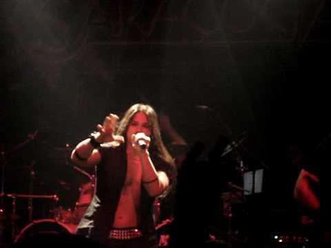 SARATOGA  Ave Fénix  (Live Sala Heineken 31/01/2009)