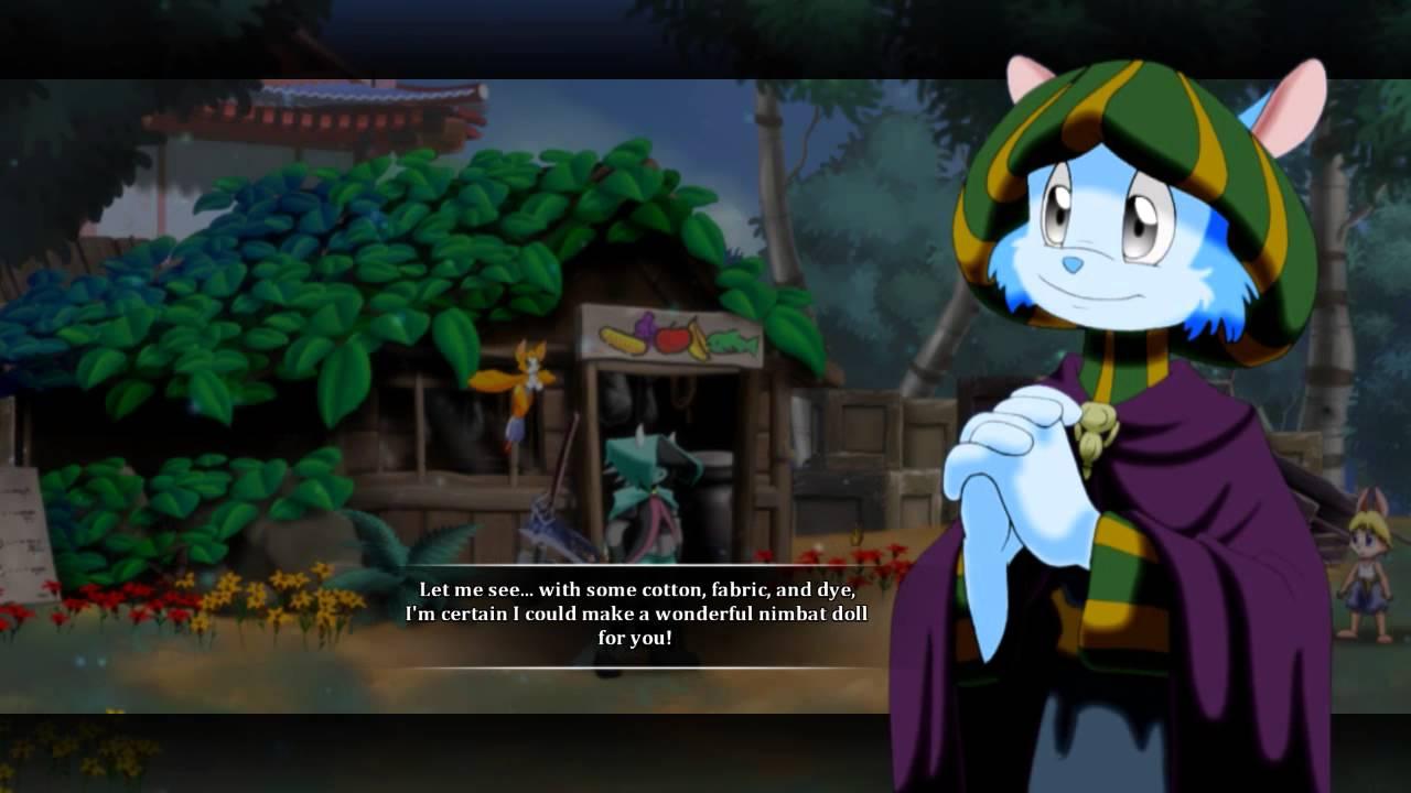 Dust: An Elysian Tail Part 9 - STUPID HAT CLUB