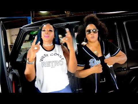 Diamond ft Sylk E Fyne x, Iammie ft Lady of Rage Real LA Girlz