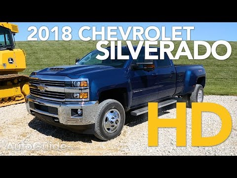 2018 Chevrolet Silverado 3500 HD Review