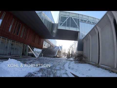 Oberlin College mini-tour + goPro Hero7 Black Run