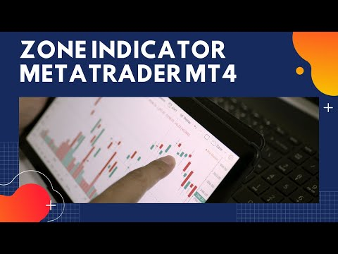 Zone Indicator for Metatrader 4 (MT4) with Reward to Risk ratio and Position Size