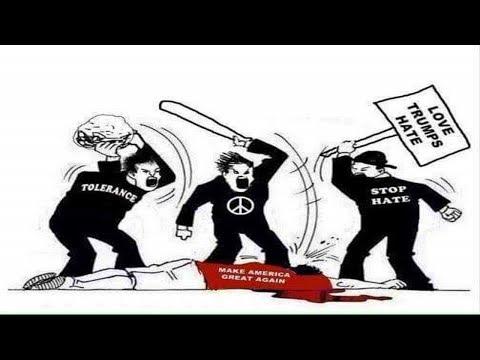 The Rise Of Leftist Political Violence
