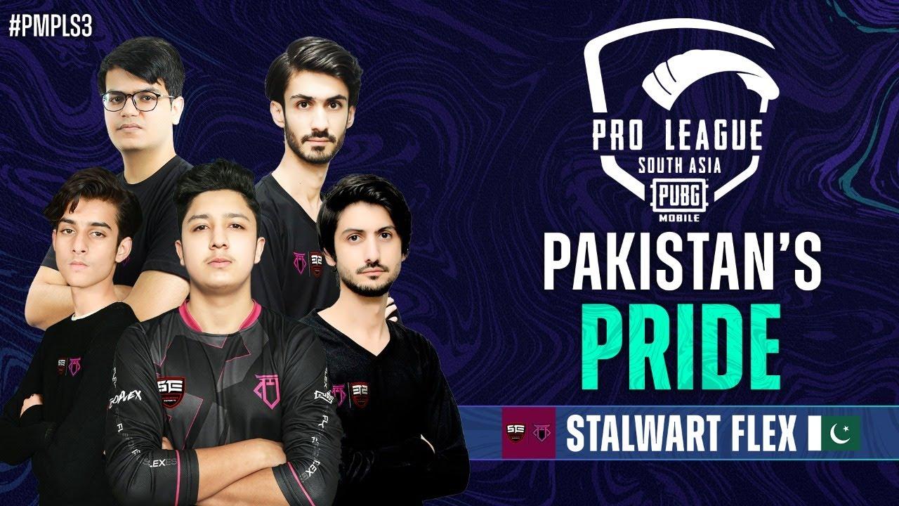 PMPL South Asia S3 | Pride of Pakistan - Team Stalwart Flex