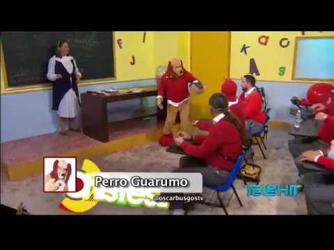 El perro guarumo en la escuela