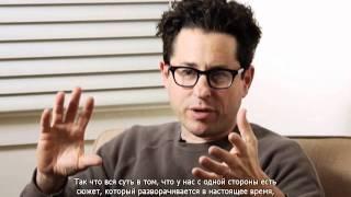 Интервью о сериале Алькатрас от Дж. Дж. Абрамса