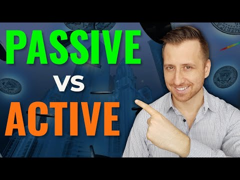 ▶ Active vs Passive Investing For Beginners (And Seasoned Investors)