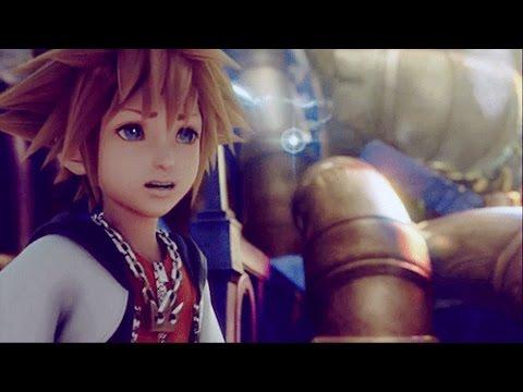 [ AMV / GMV ] Kingdom Hearts - Runnin