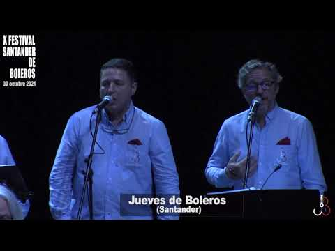 X Festival Jueves de Boleros