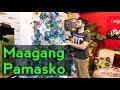 FIRST CHRISTMAS TREE! | MAAGANG PAMASKO | STEVEN BANSIL S03E26