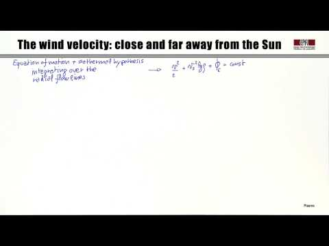 4e How does the solar wind blow?