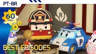 Robocar Poli   Best episode (Brazilian Portuguese)