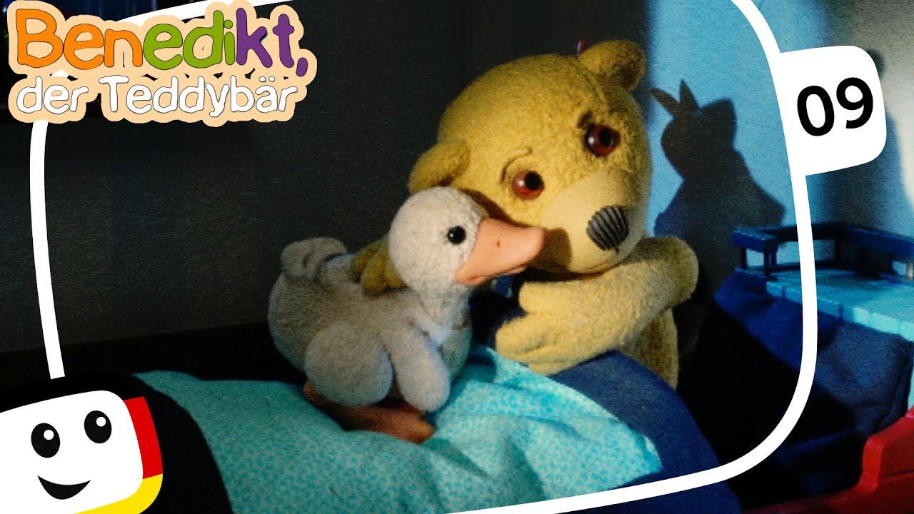 Zeichentrick I Benedikt der Teddybär: \