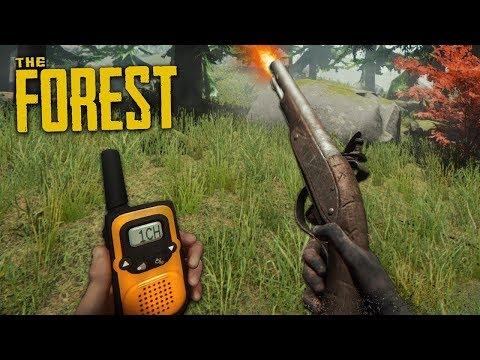THE FOREST - НОВОЕ ЛУЧШЕЕ ОРУЖИЕ?!