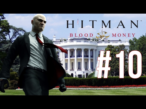 Agent 47 Goes to the White House