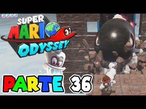 DESAFIOS EXPERTOS | PARTE #36 | SUPER MARIO ODYSSEY