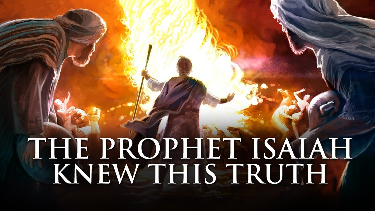 The Prophet Isaiah's Revelation | You Might Want To Watch This Right Away