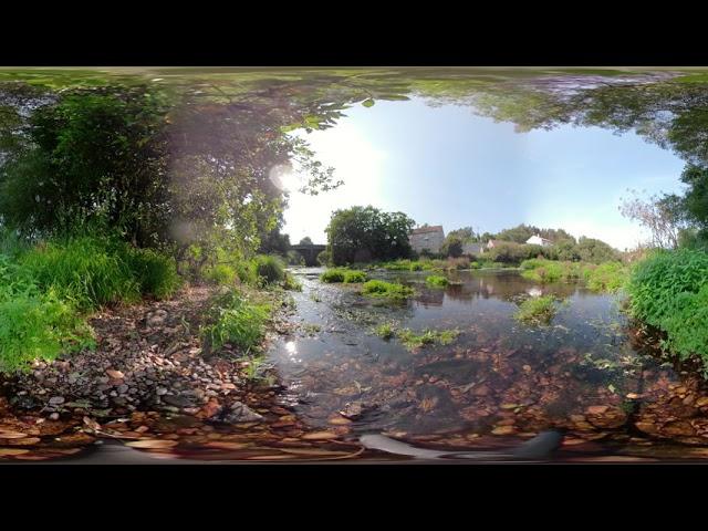 Pontearnelas - Río Umia 360º