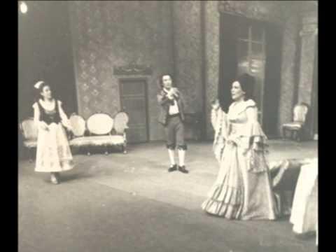 Remziye Alper - W.A.Mozart / Figaronun Düğünü (1987 Ankara Radyosu Konser Kaydı)