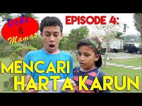 Dodo & Mamat Episode 4 : Mencari Harta Karun | Kids Brother