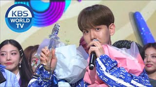 Winner's Ceremony : BAEKHYUN [Music Bank / 2020.06.05]