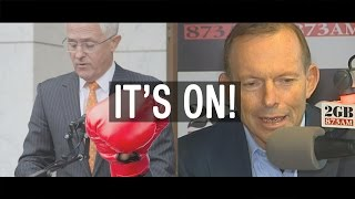 Abbott vs Turnbull in showdown for top job - The Feed