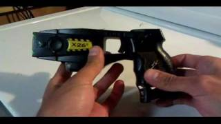 TASER X26 TUTORIAL